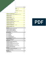 Dosificaciones y costos