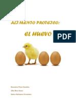 Alimento Proteico El Huevo