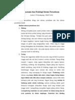 Anatomi Dan Fisiologi Sistem Pernafasan