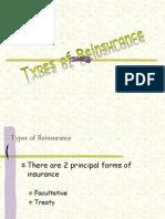 Re Insurance