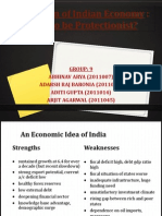 Slowdown of Indian Economy