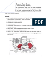 Penyakit Ginjal Kronik (Revisi)