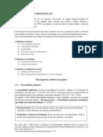 Direito Processual Civil - 2.ª Frequência