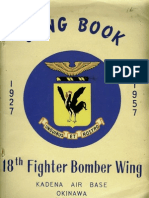 18th Fighter Bomber Wing Songbook