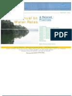 LWUA Water Rates Manual