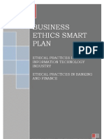 Business Ethics - SMART PLAN