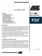 Best Manual for Atmega C Programming