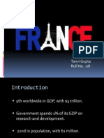 France Pestl Analysis