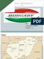 Hungary Pestl Analysis