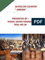 Jordan Pestl Analysis