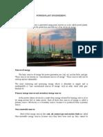 Power Plant Unit 1