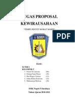 Tugas Proposal