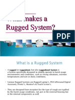 Rugged System by Sumadeep
