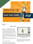 Anime Studio Pro 8 Quick Start