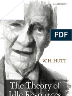 Hutt - The Theory of Idle Resources