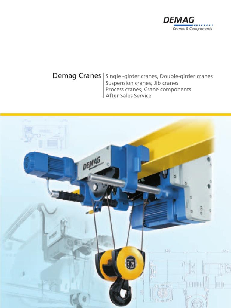 demag dkun hoist operating manual electrician safety