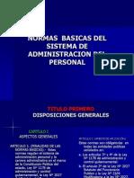 Admin is Trac Ion Del Personal i