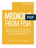 Medicine From Fish