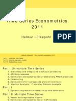 Lutkepohl Handout 2011[1]