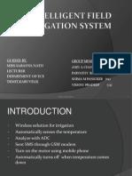Intelligent Field Irrigation System (2)