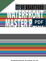 Waterfront Master Plan - Final June 2010
