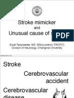 Stroke Mimicker