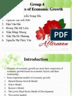 Group 4 Economic Theory