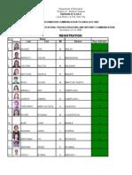ICT Registration