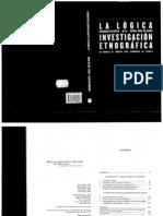Velasco & Díaz de Rada - La lógica de la investigación etnográfica pp.17-134 (Conflicto con la codificación Unicode)