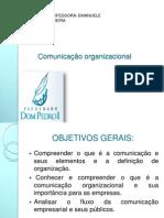 Comunica%80%a0%a6%c7%c3o Organizacional