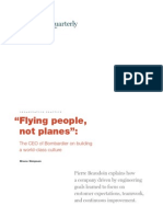 McKinsey Article - Bombardier Culture Change