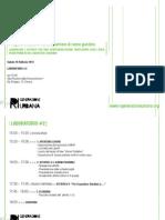 CANTIERE VERDE | Progetto Rebus | Presentazione | Lab#2 | 18 Febbraio 2012