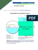 [GEO] Atmósfera Terrestre REFERENCIA WEB