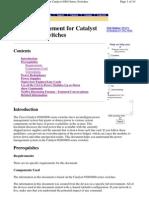 142 Cisco Switch Catalyst 6500