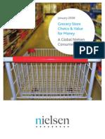 Nielsen Store Choice Value Report Dec07