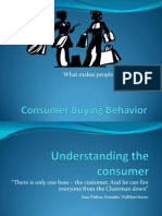 50588037 Consumer Behaviour