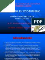 DISEÑO PROYECTOS DE  INVESTIGACIÓN