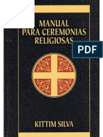 Manual Para Ceremonias Religiosas - Kittim Silva