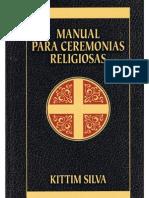 Manual Para Ceremonias Religiosas - Kittim Silva