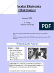 Moletronics Presentation (1)