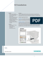 Siemens PLM NX CAM Foundation Fs X19