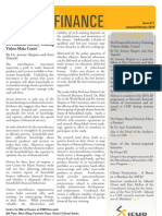 Eye on Micro Finance - Issue 11
