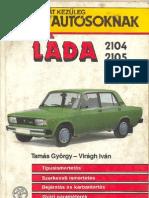Javítási Kézikönyv - Lada 2104_2105_2107_2108 hun