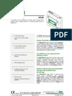 UCDS0030 Datasheet for UCU8
