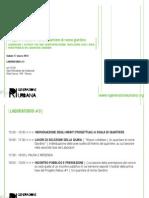 CANTIERE VERDE | Progetto Rebus | Presentazione | Lab#3 | 17 Marzo 2012