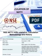 Nifty Calculation