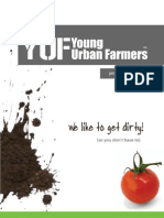 Young Urban Farmers Catalog 2012
