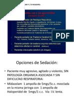 Urgencias en Psiquiatria