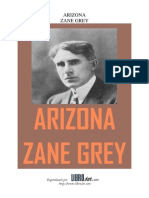 Arizona - Zane Grey
