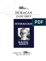 Huracan - Zane Grey